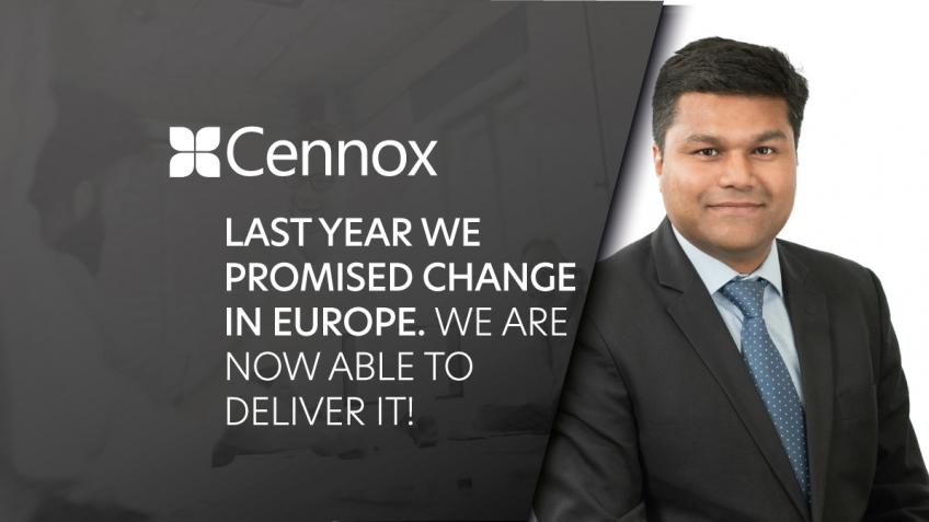 A picture of We are now delivering change in Europe