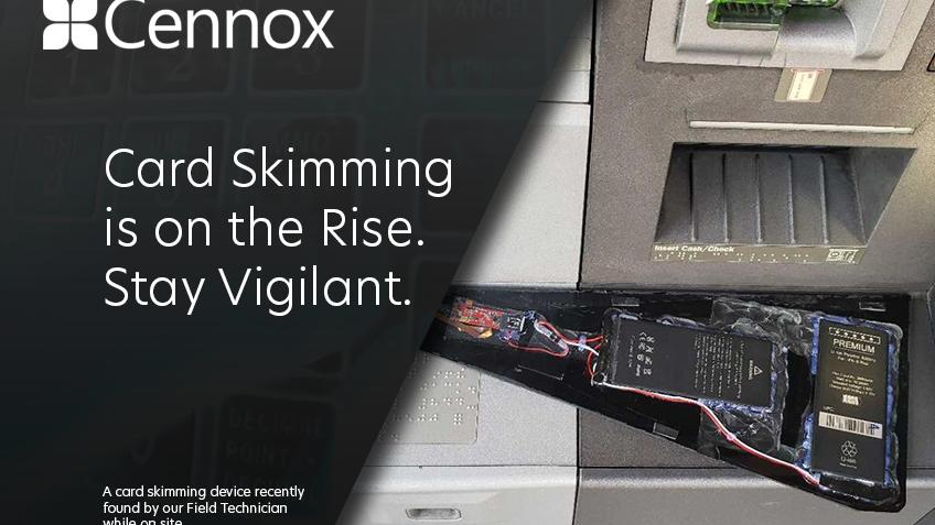 A picture of Rise of Card Skimming & How to Keep Protected