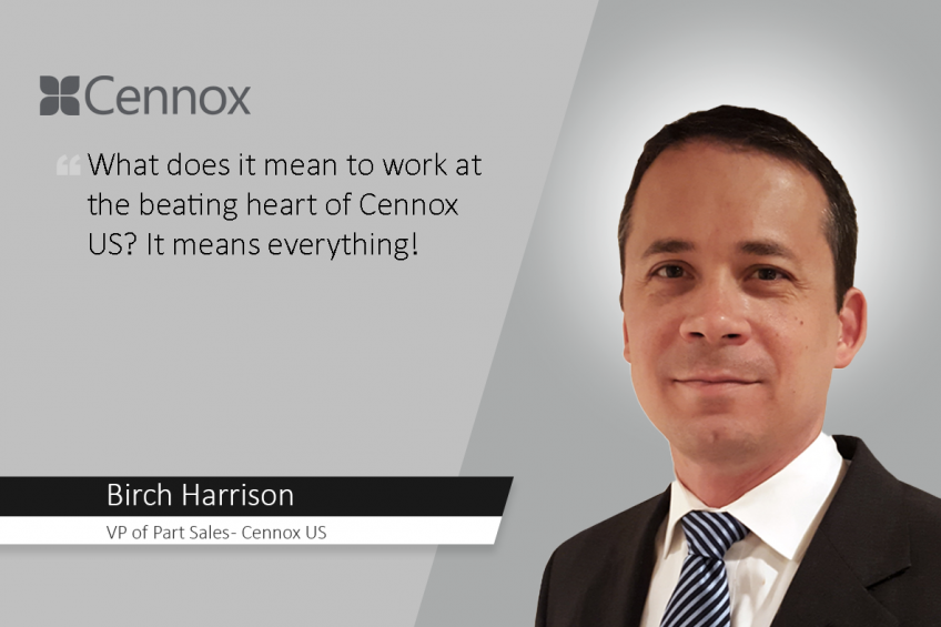 A picture of Working at the beating heart of Cennox US